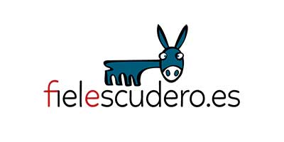 """Logotipo """"fielescudero.es"""" - Comunidad de ayudantes de Child Heroes"""