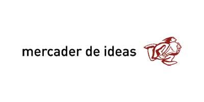 """Logotipo """"Mercader de Ideas"""" - Comunidad de ayudantes de Child Heroes"""